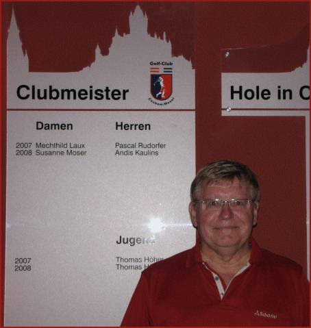 Andis Kaulins Golf Champ 2008